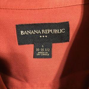 Banana Republic Shirts - Banana Republic Shirt